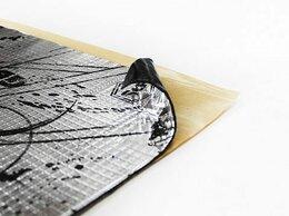 Изоляционные материалы - Шумоизоляция STP Вибропласт GB 2мм;3мм;4мм, 0