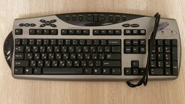 Клавиатуры - Клавиатура Genius KL-0210 PS-2 проводная, 0