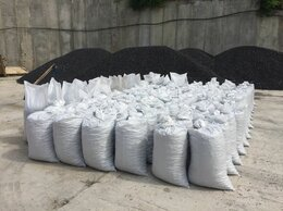 Топливные материалы - Уголь орех/кулак фракционный мешок 50 кг, 0