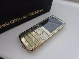 Мобильные телефоны - Nokia 6700 classic gold, 0
