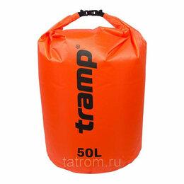 Спортивная защита - Tramp гермомешок нейлон 50 л (красный), 0