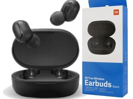 Наушники и Bluetooth-гарнитуры - Беспроводные наушники Mi True Wireless Earbuds +…, 0