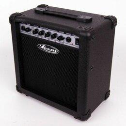 """Гитарное усиление - LEEM S15RG гитарный комбоусилитель 15Вт, 6.5"""", с реверберацией, 0"""