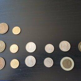 Монеты - Монеты 1991 года СССР 14 штук, 0