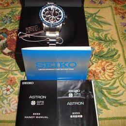 Наручные часы - Seiko Astron Dual-Time SSE053., 0