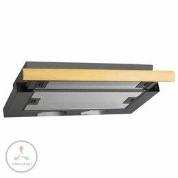 Вытяжки - Кухонная вытяжка Elikor Интегра 50П-400-В2Л…, 0