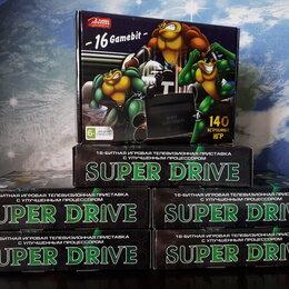 Ретро-консоли и электронные игры - Sega Super Drive Battle Toads 140игр, 0