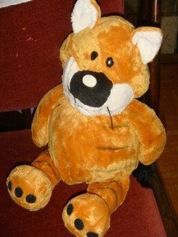 Мягкие игрушки - Игрушка кот Гартфилд винтаж 90х, 0