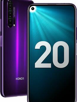 Мобильные телефоны - Смартфон Honor 20 PRO черно-фиолетовый, 0