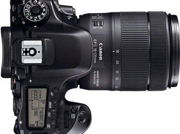 Фотоаппараты - Canon EOS 80D kit 18-135mm IS, 0
