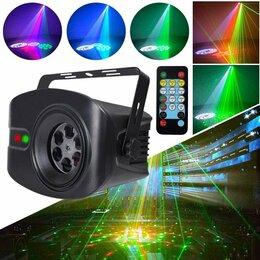 Интерьерная подсветка - Лазерно-светодиодный проектор, 0