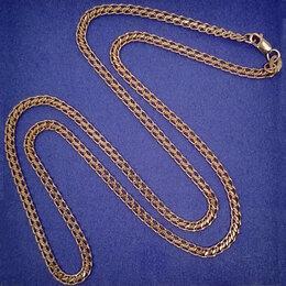 Цепи - Цепь плетение Царь - красное золото, 0