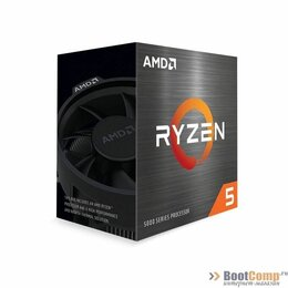Процессоры (CPU) - Процессор AMD Ryzen 5 5600X 100-100000065BOX, 0