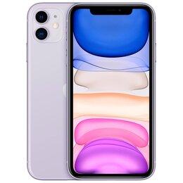 Мобильные телефоны - 🍏 iPhone 11 128Gb Purple (фиолетовый), 0