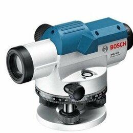 Измерительные инструменты и приборы - Оптический нивелир Бош, 0
