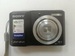 Фотоаппараты - Цифровой фотоаппарат SONY Cyber shot, 0
