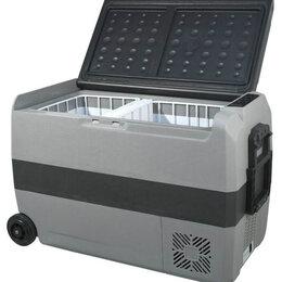 Сумки-холодильники - Автохолодильник АLPIСОOL Т50 (50 л.) 12-24-220В, 0