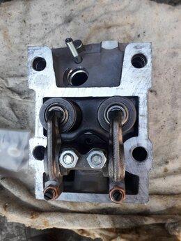 Двигатель и комплектующие - Головка блока КАМАЗ, 0