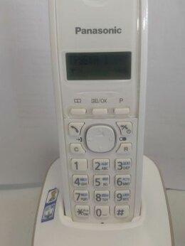 Радиотелефоны - Радиотелефон Panasonic KX-TG1611Ru, 0