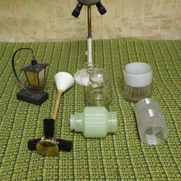 Настольные лампы и светильники - Люстра, настольная лампа, плафоны, 0