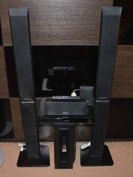 Домашние кинотеатры - Домашний кинотеатр Panasonic SA-PT 85, 0