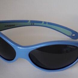 Очки и аксессуары - Очки  детские Polaroid P0401 (4-7) солнцезащитные, темные линзы, 0