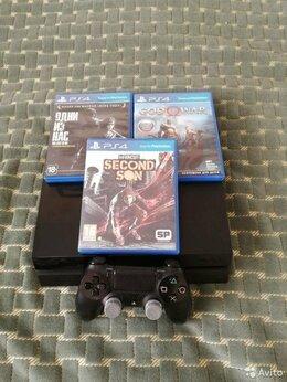 Игровые приставки - Sony Playstation 4, 0
