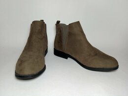 Ботинки - Ботинки «PRIMARK». Замша. UK – 6 или 39 по…, 0