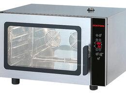 Жарочные и пекарские шкафы - Печь конвекционная Inoxtrend NB-SP-004E, 0
