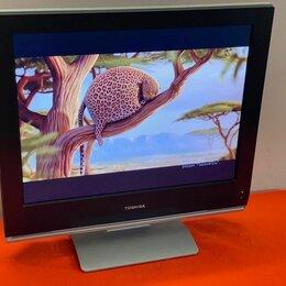 """Телевизоры - Жк-телевизор Toshiba 20V300R 20"""", 0"""