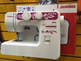 Швейные машины - Швейная машина Janome 18e, 0
