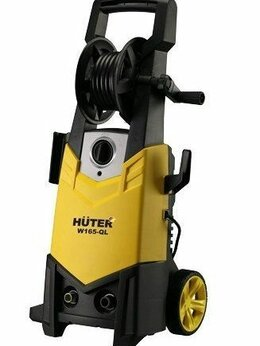 Мойки высокого давления - Автомойка HUTER W165-QL, 0