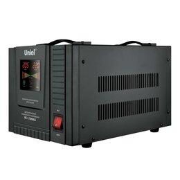 Электроустановочные изделия - Стабилизатор напряжения Uniel 1000ВА RS-1/1000LS…, 0