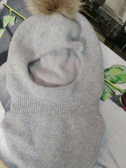 Головные уборы - Шапка-шлем для мальчика и девочки, 0