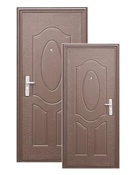 Входные двери - входная - простая = 860 мм \ правая \, 0