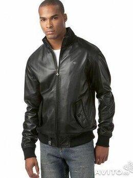 Куртки - Курткa LRG bomber p-p S (44-46) кожа USA, 0