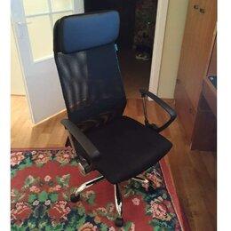 Компьютерные кресла - Компьютерное кресло KB-6N черный, 0