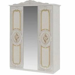 Шкафы, стенки, гарнитуры - Шкаф 3-дверный Роза, 0