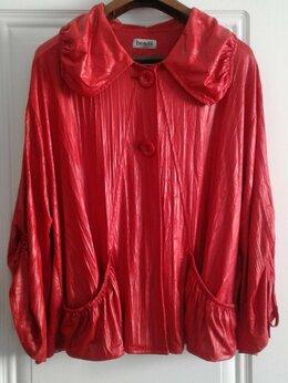 Куртки - Куртка / ветровка лёгкая 52-56 р-р, 0
