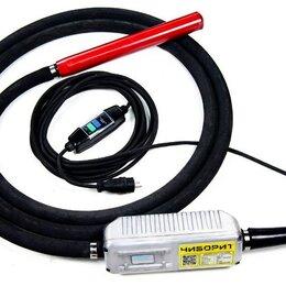 Глубинные вибраторы - Вибратор высокочастотный ВДВ-50 (220 в) с УЗО, 0