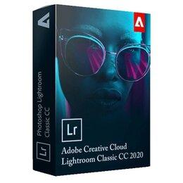 Программное обеспечение - Adobe Photoshop Lightroom 2021 Win / MacOS, 0