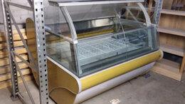 Витрины - Витрина морозильная Иней Lida Junior (1580мм), 0