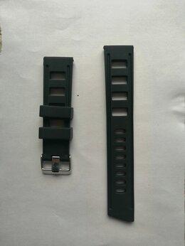 Ремешки для часов - Каучуковый ремешок для часов на лето 20-22мм, 0