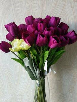 Искусственные растения - Тюльпан искусственный , 0