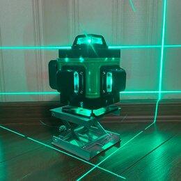 Измерительные инструменты и приборы - Лазерный уровень 4D 16 лучей, 0