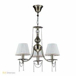 Люстры и потолочные светильники - Подвесная люстра Maytoni Rapsodi RC305-PL-03-R, 0
