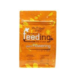 Комнатные растения - Удобрение Powder Feeding Short Flowering 1 kg, 0