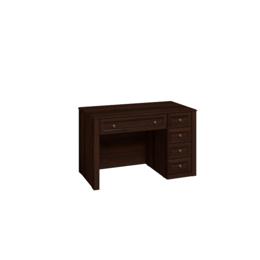 Столы и столики - MONTPELLIER Стол письменный 2 Люкс (орех), 0