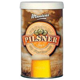 Ингредиенты для приготовления напитков - Экстракт солодовый MUNTONS Pilsner, 0