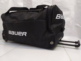 Аксессуары - Хоккейный баул спортивная сумка на колесах, 0